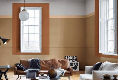 Dulux's Colour of the Year 2019 is Spiced Honey