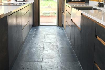 Why Black Slate Tiles are an Authentic Choice