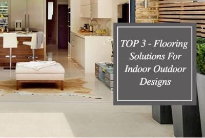 Top 3 Floor Tiles For Indoor Outdoor Designs