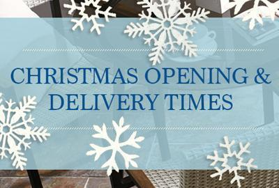 Christmas Opening & Delivery 2020