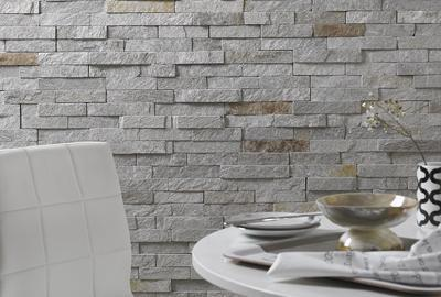 Where can tile cladding be used?