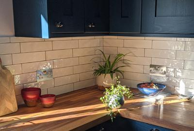 The versatility of brick effect tiles