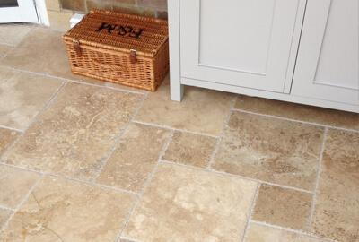 Porcelain Tiles vs Travertine Tiles