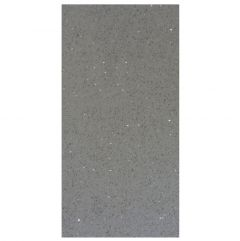 GREY SPARKLE QUARTZ STONE WALL & FLOOR TILES 600X300MM