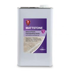 5 LITRE MATTSTONE NATURAL STONE IMPREGNATING SEALER