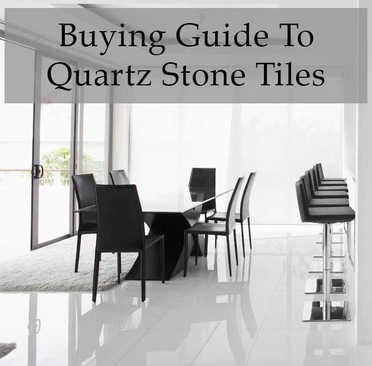 Buying Guide To Sparkle Quartz Stone Tiles Stone Tile Company